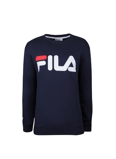 Fila FILA ERKEK SWEATSHIRT FE183378-412 Lacivert